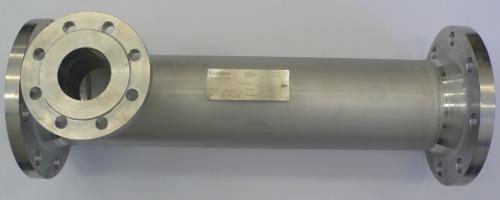 Stahlgehäuse mit Dos