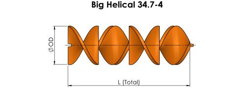 Produktdetails Big Helical